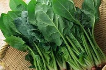 Шпинат — свежая зелень
