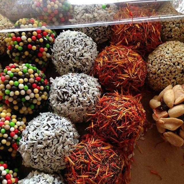Джезерье (конфеты из инжира)