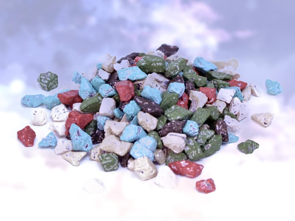 Конфеты (драже) Шоколадные камушки, 200 гр.