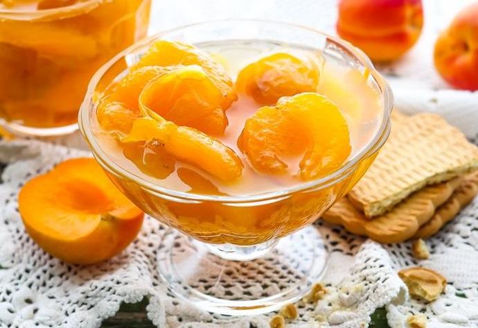 Варенье домашнее из абрикоса