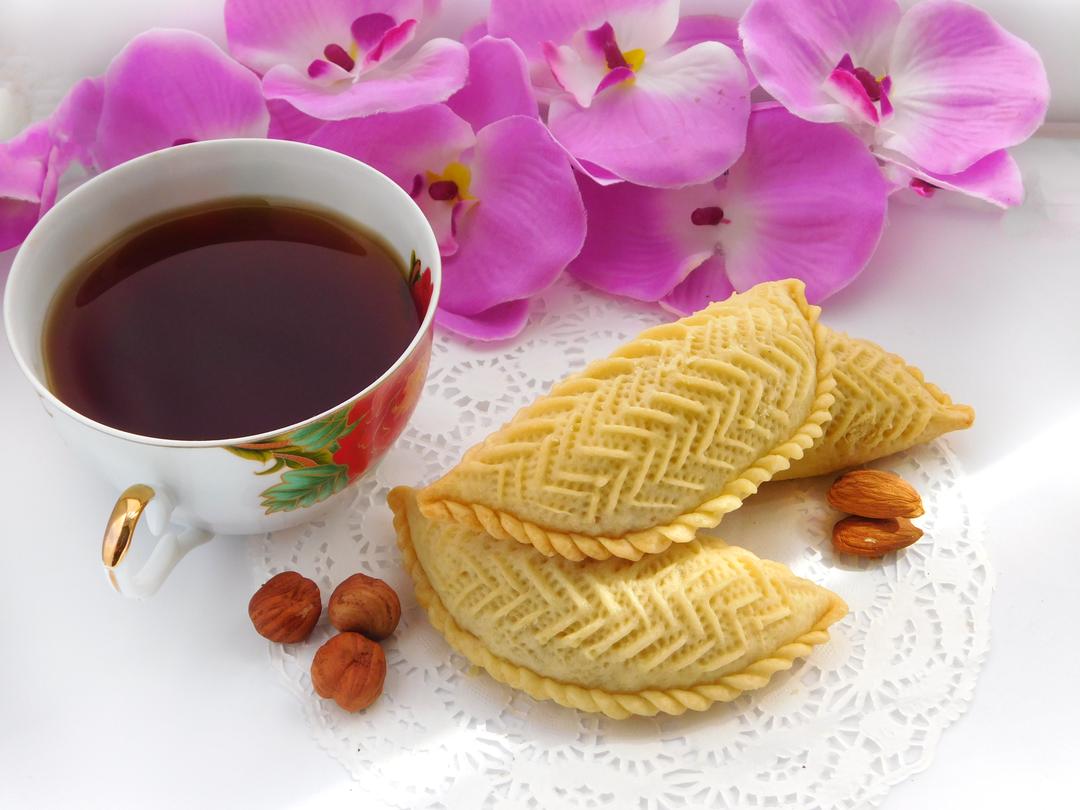 Печенье Шекербура Азербайджанская