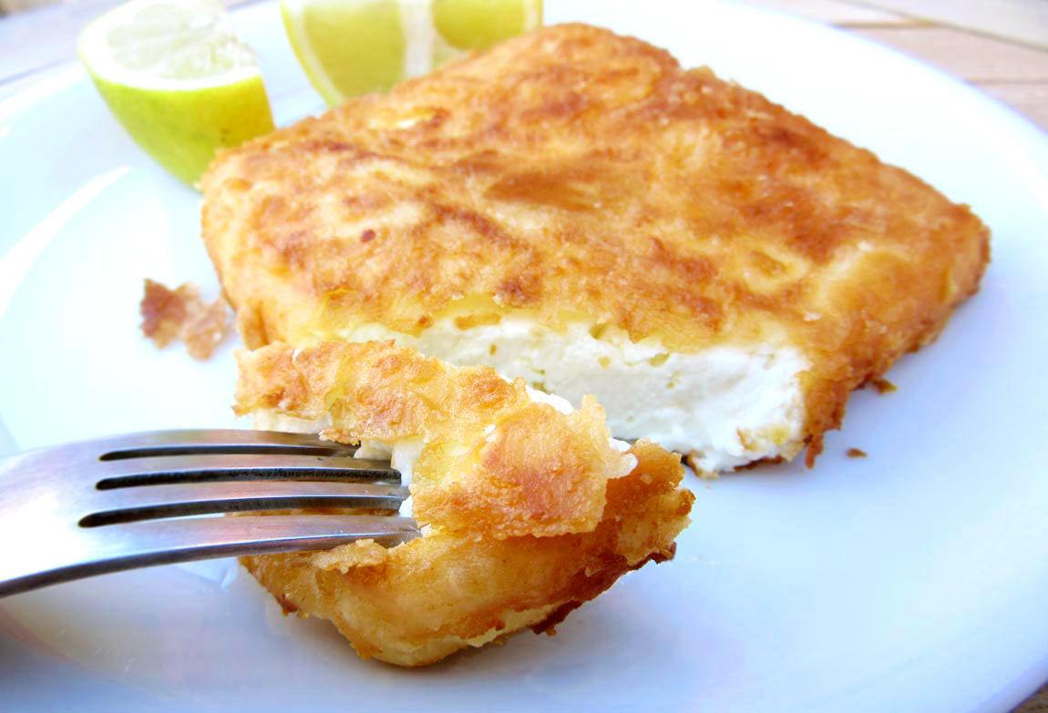 Сыр Домашний в панировке (для жарки)