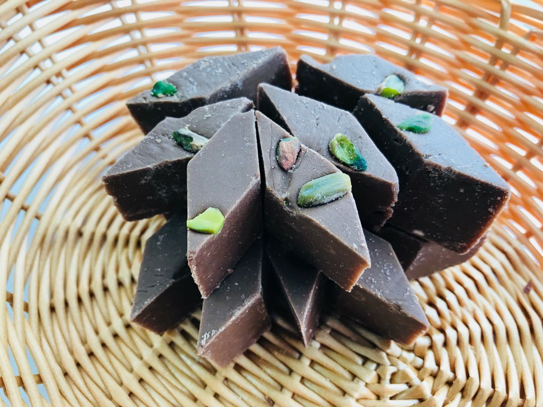 Халва Узбекская шоколадная