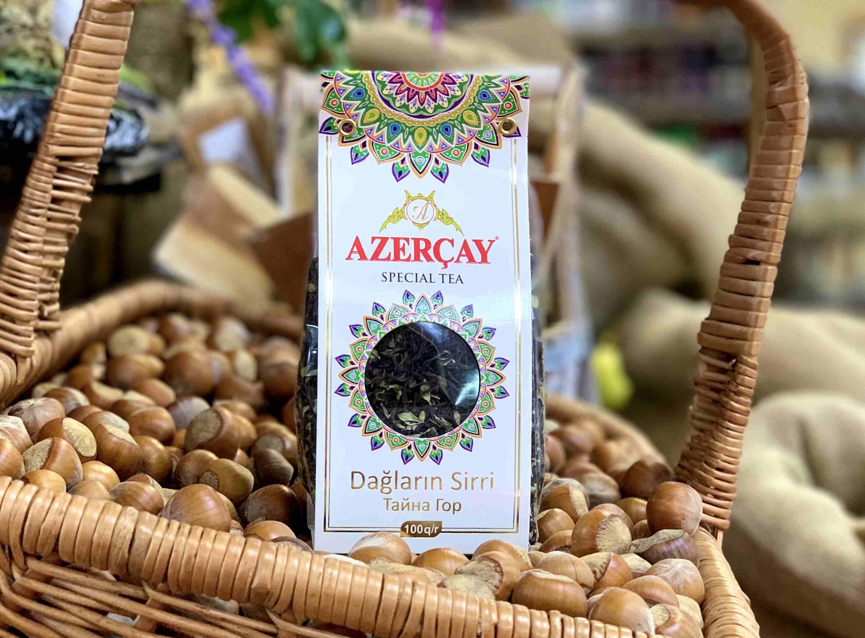 Азерчай Тайна гор, 100 гр.