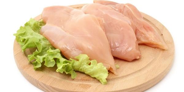 Куриное филе грудки (фермерская) 0,5 кг