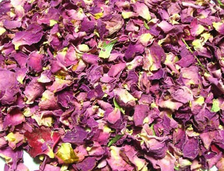 Роза лепестки, 50 гр. Таджикистан