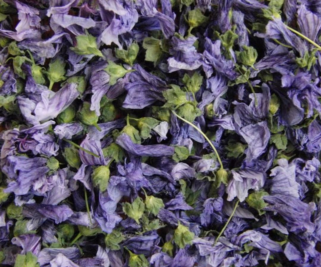 Мальва цветки, 50 гр. Таджикистан