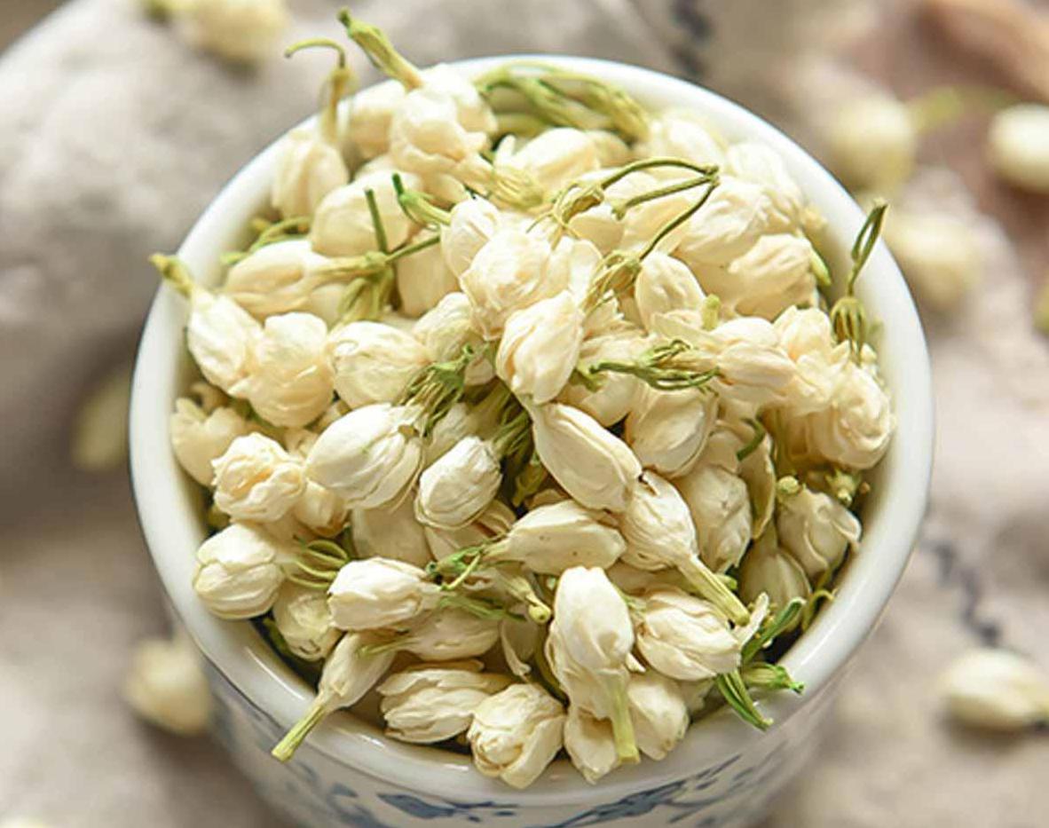 Жасмин цветки сушеные, 40 гр. Таджикистан