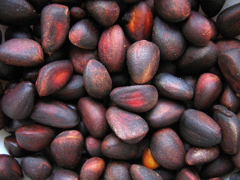 Кедровый орех (не очищенный)