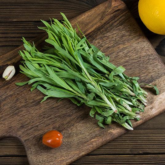 Тархун — свежая зелень